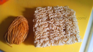 tipos de noodles